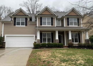 Foreclosed Home in Indian Trail 28079 DOWNING CT - Property ID: 4382614551