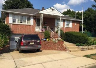 Foreclosed Home in Trenton 08610 TAFT AVE - Property ID: 4382648717