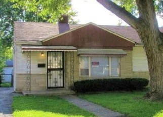 Foreclosed Home in Indianapolis 46218 SANGSTER AVE - Property ID: 4382806379