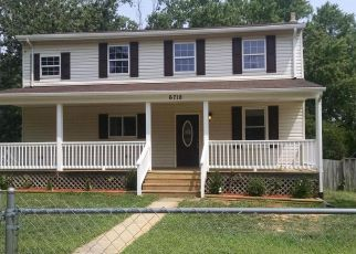 Foreclosed Home in Suitland 20746 BOXWOOD DR - Property ID: 4382914116