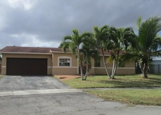 Foreclosed Home in Fort Lauderdale 33351 NW 46TH CT - Property ID: 4383076162