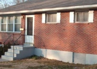Foreclosed Home in Randallstown 21133 ALLENSWOOD RD - Property ID: 4383110781