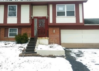 Foreclosed Home in Matteson 60443 CRESTWOOD RD - Property ID: 4384474176