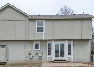 Foreclosed Home in Olathe 66061 N LUCY MONTGOMERY WAY - Property ID: 4384596378