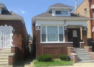 Foreclosed Home in Chicago 60619 S VERNON AVE - Property ID: 4385282689