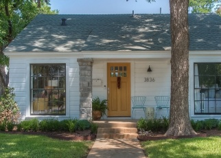 Foreclosed Home in Fort Worth 76107 PERSHING AVE - Property ID: 4385530135