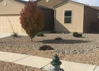 Foreclosed Home in Los Lunas 87031 CAMINO RUSTICA SW - Property ID: 4385682561