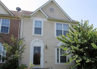Foreclosed Home in Frederick 21702 BUELL DR - Property ID: 4385850299
