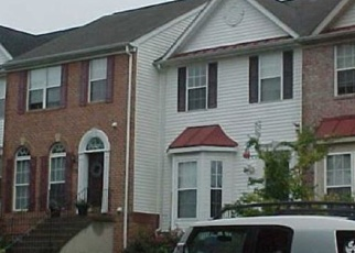 Foreclosed Home in Abingdon 21009 GLENROTHS DR - Property ID: 4386158635