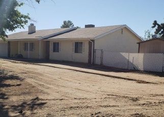 Foreclosed Home in Hesperia 92345 8TH AVE - Property ID: 4386199815