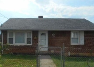 Foreclosed Home in Roanoke 24013 MOREHEAD AVE SE - Property ID: 4386352212