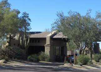 Foreclosed Home in Scottsdale 85266 E NIGHT GLOW CIR - Property ID: 4386428427