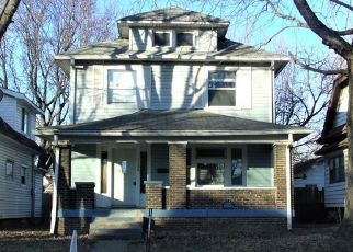 Foreclosed Home in Indianapolis 46201 N KEALING AVE - Property ID: 4386488877