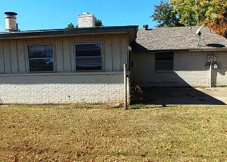 Foreclosed Home in Oklahoma City 73132 RAVEN AVE - Property ID: 4386920713
