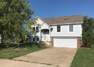 Foreclosed Home in Spring Hill 66083 S FRANKLIN ST - Property ID: 4386934284