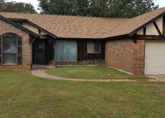 Foreclosed Home in Choctaw 73020 OAKWIND RD - Property ID: 4387514607