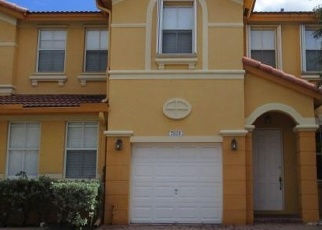 Foreclosed Home in Miami 33178 NW 110TH AVE - Property ID: 4387607904