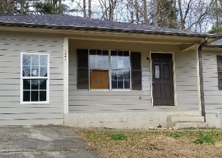 Foreclosed Home in Adairsville 30103 MAY ST NW - Property ID: 4387776962