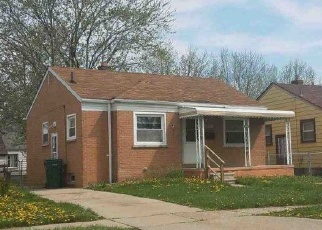 Foreclosed Home in Lincoln Park 48146 GREGORY AVE - Property ID: 4388037994