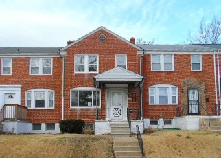 Foreclosed Home in Baltimore 21218 OAKRIDGE RD - Property ID: 4388487339