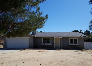 Foreclosed Home in Hesperia 92345 BANGOR AVE - Property ID: 4388765457