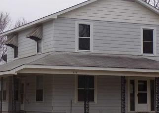 Foreclosed Home in Wellington 67152 W HARVEY AVE - Property ID: 4389184602