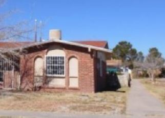 Foreclosed Home in El Paso 79936 DAN SIKES DR - Property ID: 4389384308