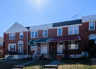 Foreclosed Home in Dundalk 21222 LAWRENCE RD - Property ID: 4389501696