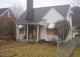 Foreclosed Home in Charleston 25304 NOYES AVE - Property ID: 4389794246