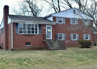 Foreclosed Home in Clinton 20735 ARBROATH DR - Property ID: 4390041270