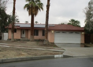 Foreclosed Home in Palm Desert 92260 SAN CLEMENTE CIR - Property ID: 4390202894