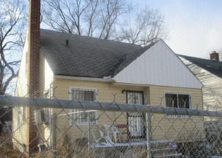 Foreclosed Home in Detroit 48228 ROSEMONT AVE - Property ID: 4390360109