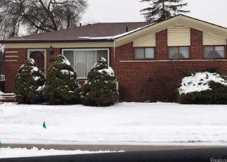 Foreclosed Home in Garden City 48135 E ROSE AVE - Property ID: 4390370631