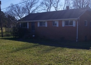 Foreclosed Home in South Hill 23970 HIGHWAY FORTY SEVEN - Property ID: 4390429315