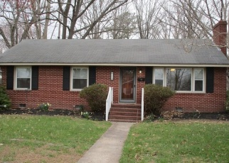 Foreclosed Home in Newport News 23601 BELMONT RD - Property ID: 4390453405