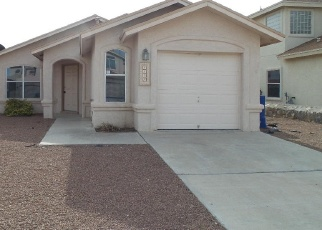 Foreclosed Home in El Paso 79924 MARINE - Property ID: 4390482310