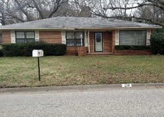 Foreclosed Home in Athens 75751 MCDONALD DR - Property ID: 4390594434