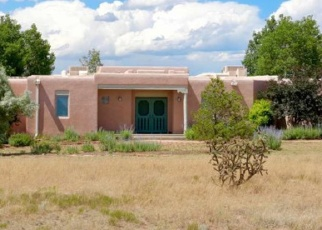Foreclosed Home in Santa Fe 87508 BLUE MESA RD - Property ID: 4390672843