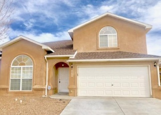 Foreclosed Home in Albuquerque 87114 COUNTRY MANOR PL NW - Property ID: 4390675461