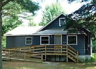 Foreclosed Home in Manistee 49660 CABERFAE HWY - Property ID: 4391203665