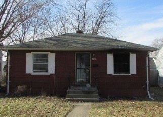 Foreclosed Home in Gary 46408 WASHINGTON ST - Property ID: 4391388484