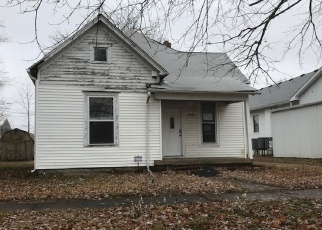Foreclosed Home in Terre Haute 47802 HARDING AVE - Property ID: 4391466890