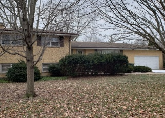 Foreclosed Home in Flossmoor 60422 EVANS RD - Property ID: 4391489658