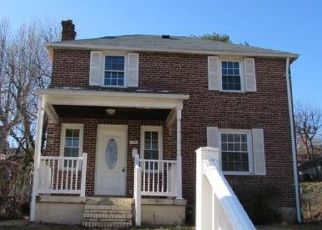 Foreclosed Home in Baltimore 21229 DEVONSHIRE RD - Property ID: 4391770843