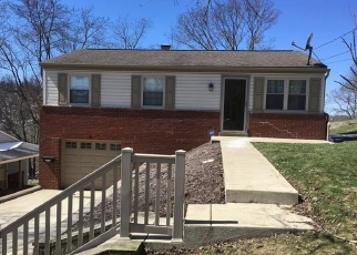 Foreclosed Home in Pittsburgh 15236 SAGEBRUSH DR - Property ID: 4391834789