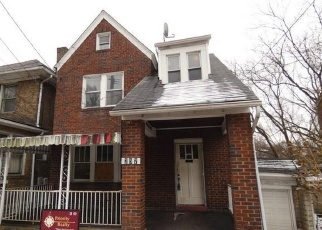 Foreclosed Home in Pittsburgh 15221 PRINCETON BLVD - Property ID: 4391929378