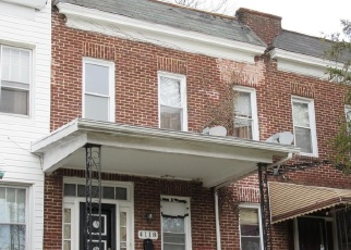 Foreclosed Home in Baltimore 21216 NORFOLK AVE - Property ID: 4391935960