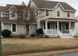 Foreclosed Home in Saint Michaels 21663 BACK CREEK DR - Property ID: 4392050703