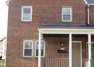 Foreclosed Home in Baltimore 21218 ARGONNE DR - Property ID: 4392254352