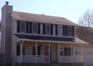 Foreclosed Home in Derby 67037 E RUSHWOOD CT - Property ID: 4392494362